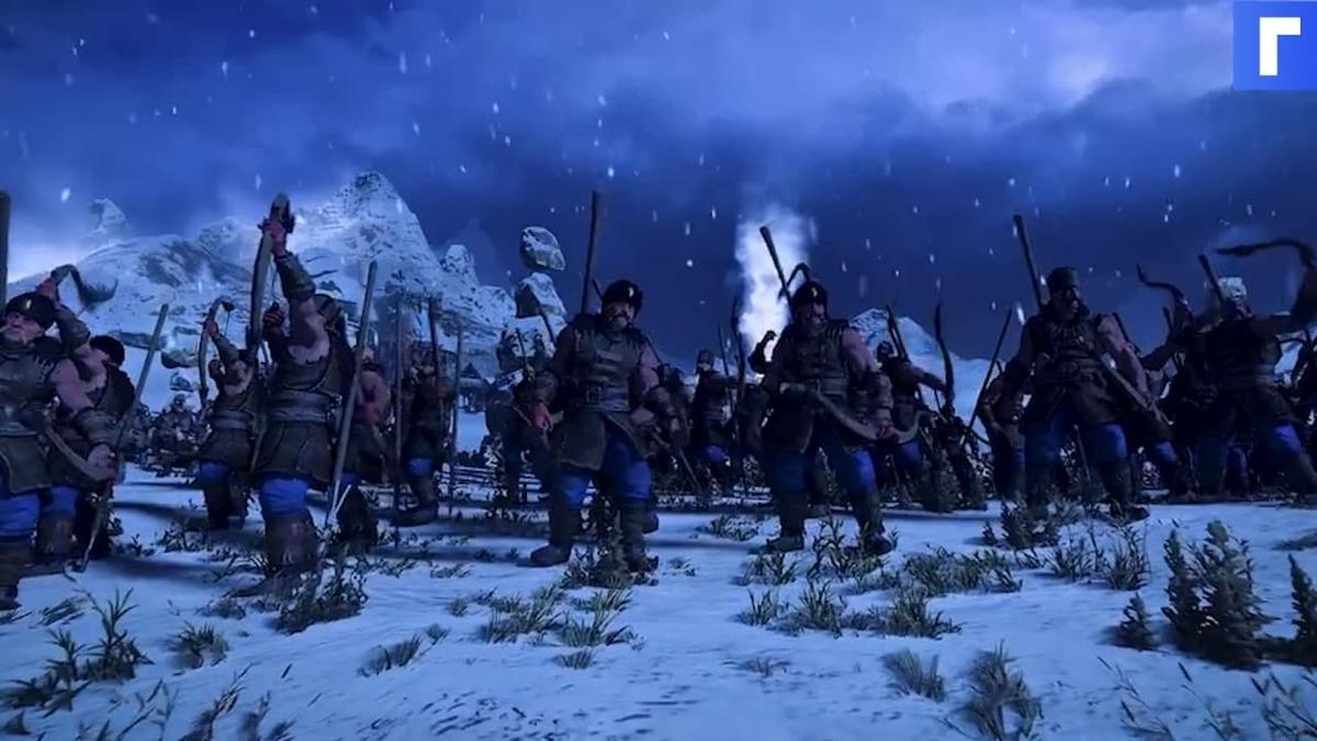 В Сети появился новый трейлер Total War: Warhammer III