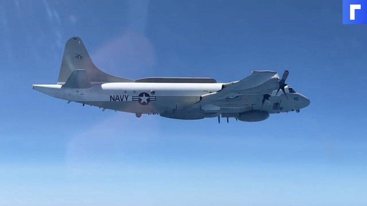 Истребители РФ сопроводили бомбардировщики США над Беринговым морем