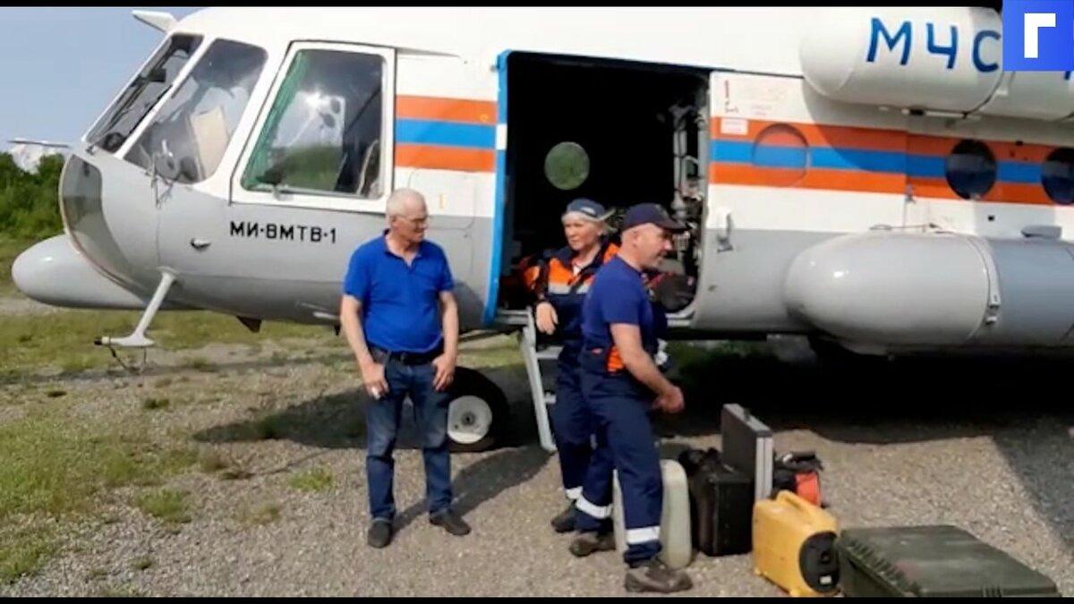 На борту пропавшего на Камчатке Ан-26 были чиновники администрации Паланы