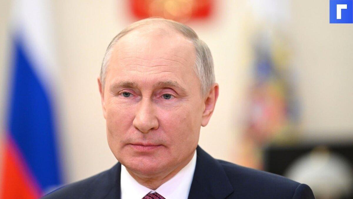 Путин назвал союзное государство России и Белоруссии «не государством»