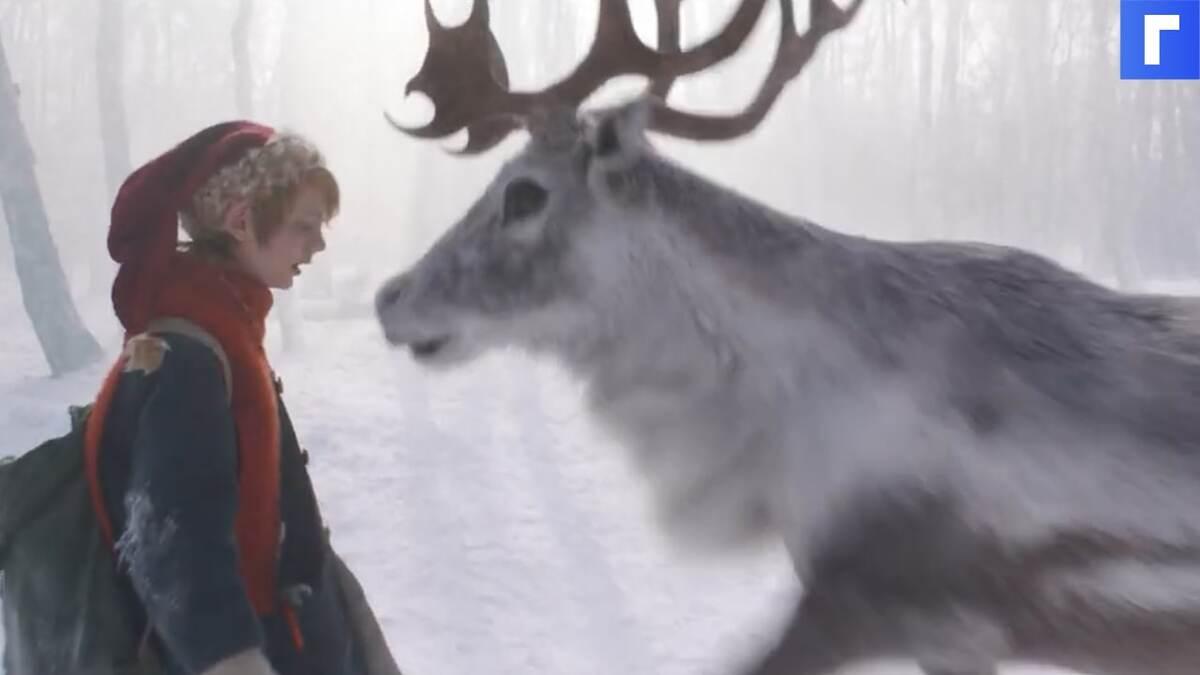 Вышел трейлер фильма «Мальчик по имени Рождество»