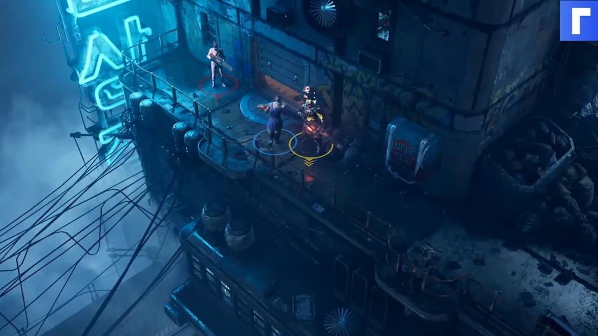 29 июля выйдет экшен-RPG в сеттинге киберпанка The Ascent