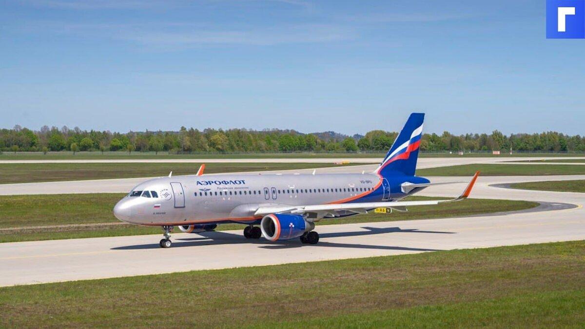 «Аэрофлот» перевез большинство пассажиров отмененных рейсов Air France в Москву