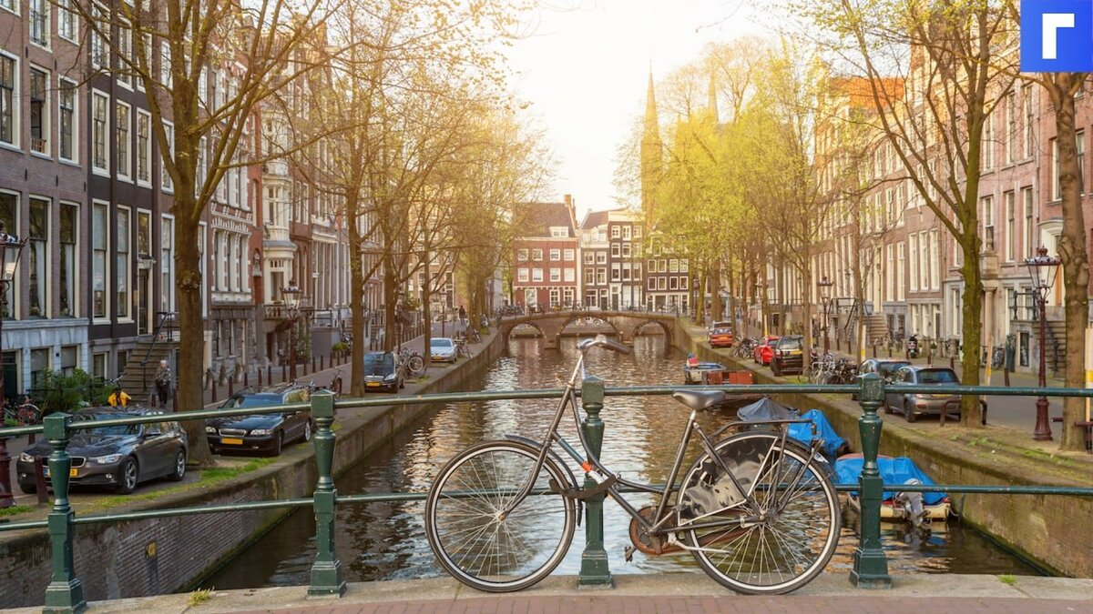 Полиция Нидерландов применила водометы для разгона протестующих