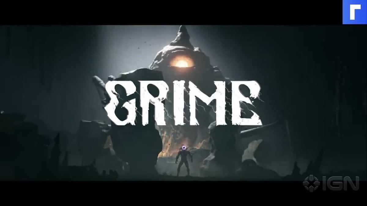Мрачный мир и битвы с боссами — в свежем трейлере Grime