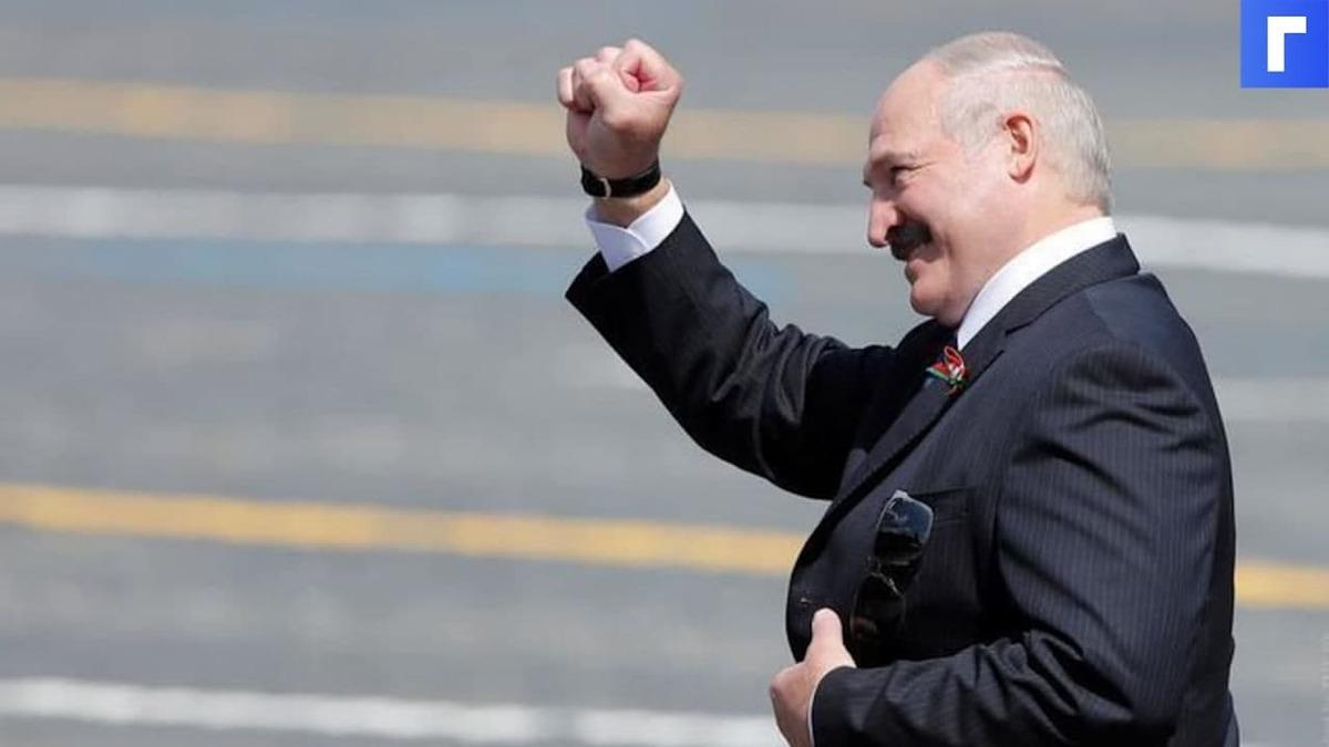 Лукашенко заявил о попытке подрыва в Белоруссии узла связи ВМФ России