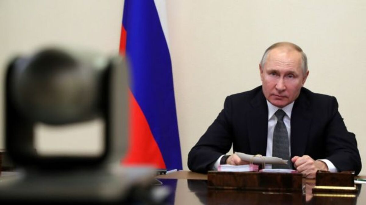 Путин назвал «истерикой и неразберихой» происходящее на энергорынке ЕС