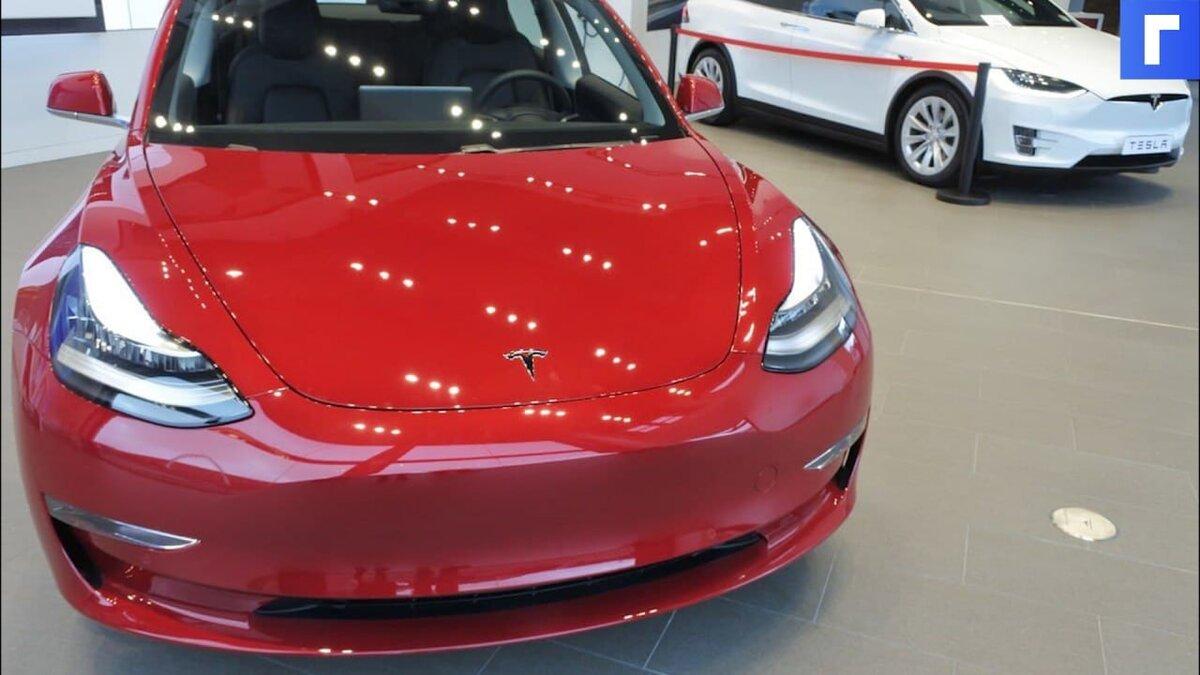 Компания Tesla объявила отзыв 285 тысяч электрокаров в Китае
