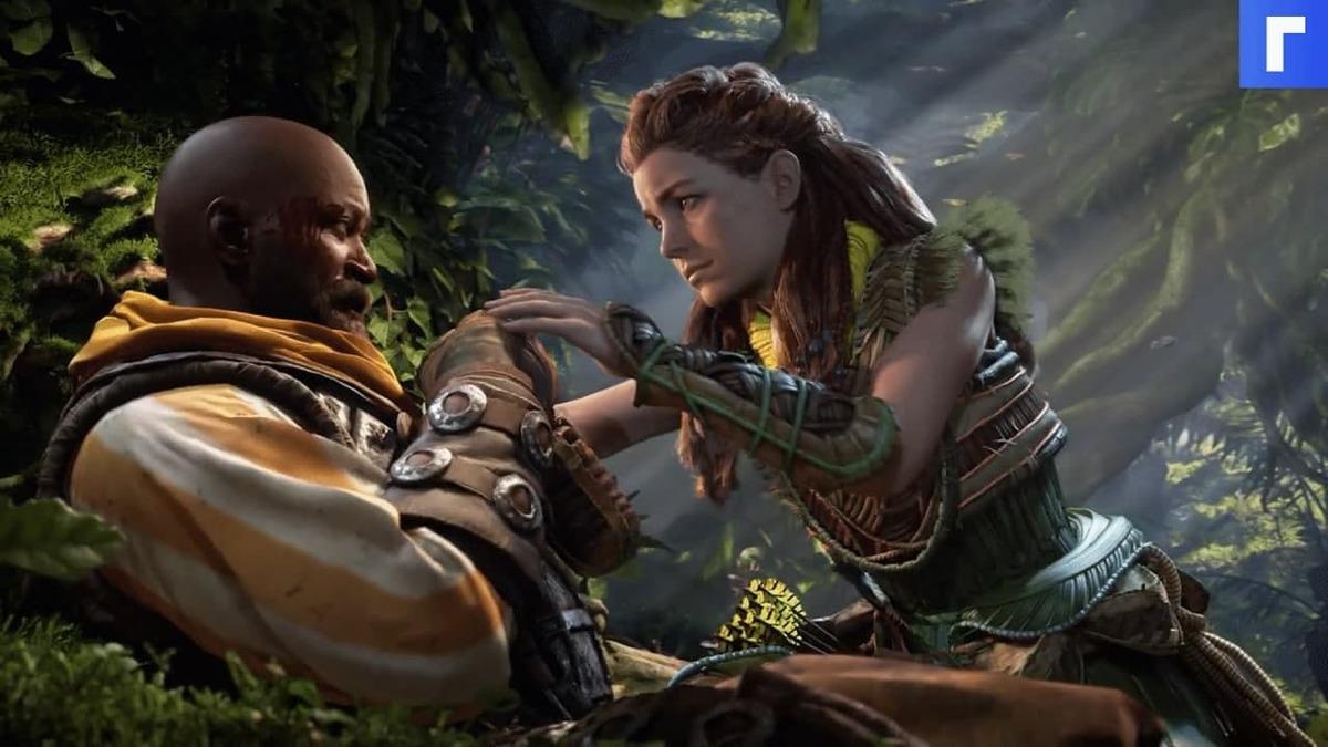 Sony представила 14-минутный геймплейный трейлер новой Horizon Forbidden West