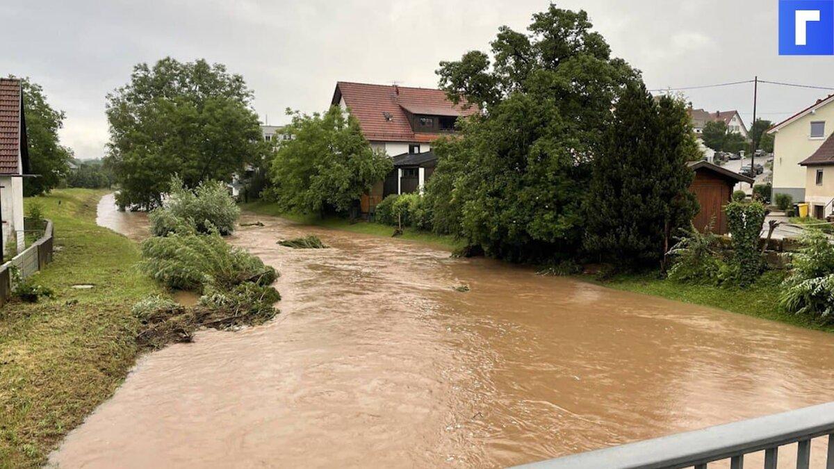 Движение на трассе Джубга – Сочи снова перекрыли из-за паводка