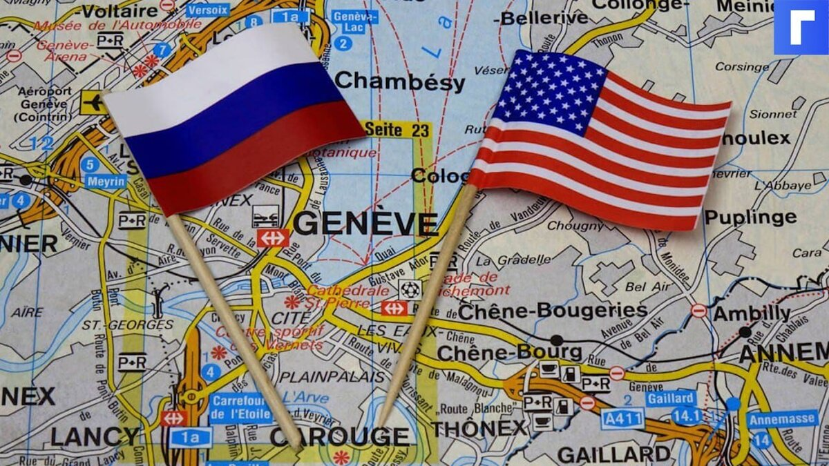 Швейцария закроет часть воздушного пространства в Женеве перед встречей Путина и Байдена
