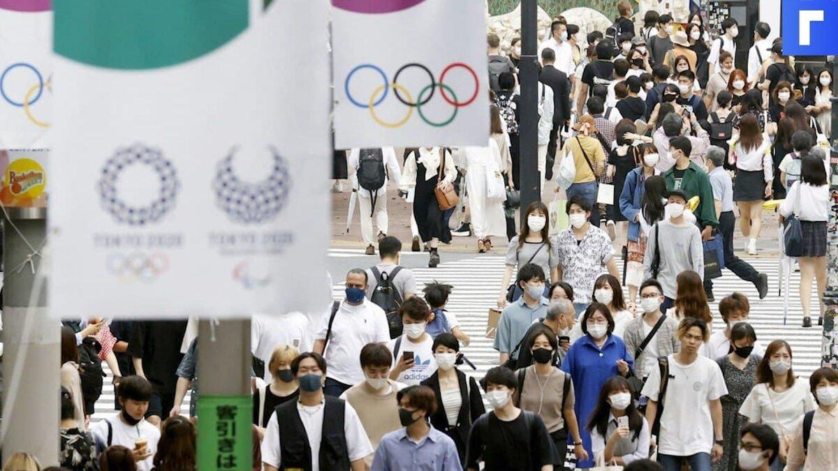 Правительство Японии рассматривает вопрос о введении в Токио режима ЧС