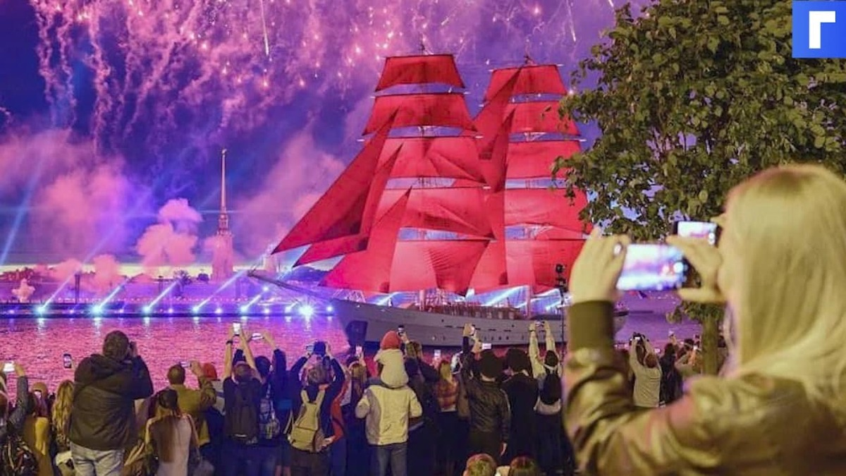 В Кремле прокомментировали проведение праздника «Алые паруса» в Петербурге