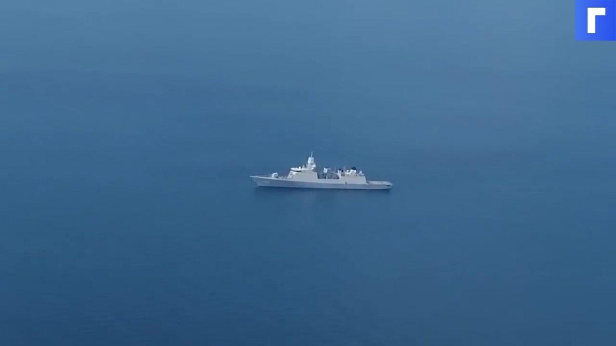 Британия пообещала новые инциденты в «водах Украины» после случая с Defender