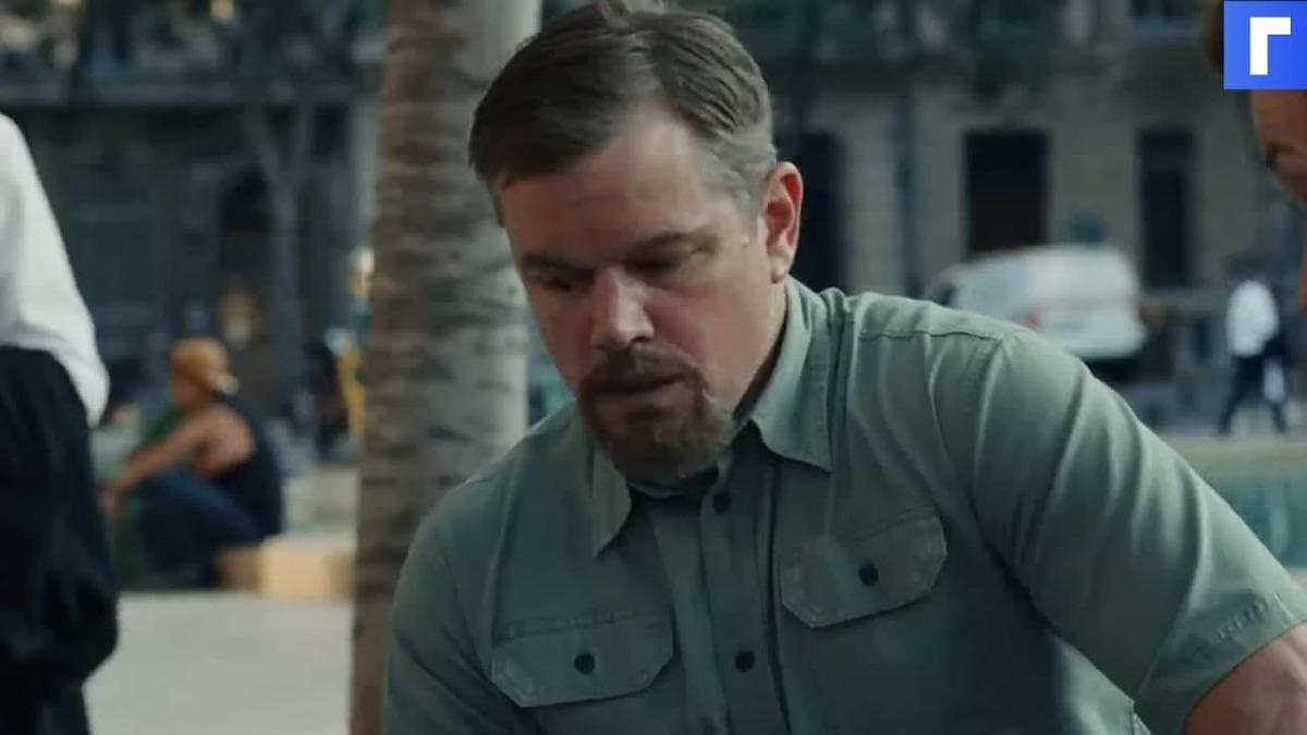 Мэтт Дэймон пытается доказать невиновность дочери в трейлере фильма «Тихий омут»