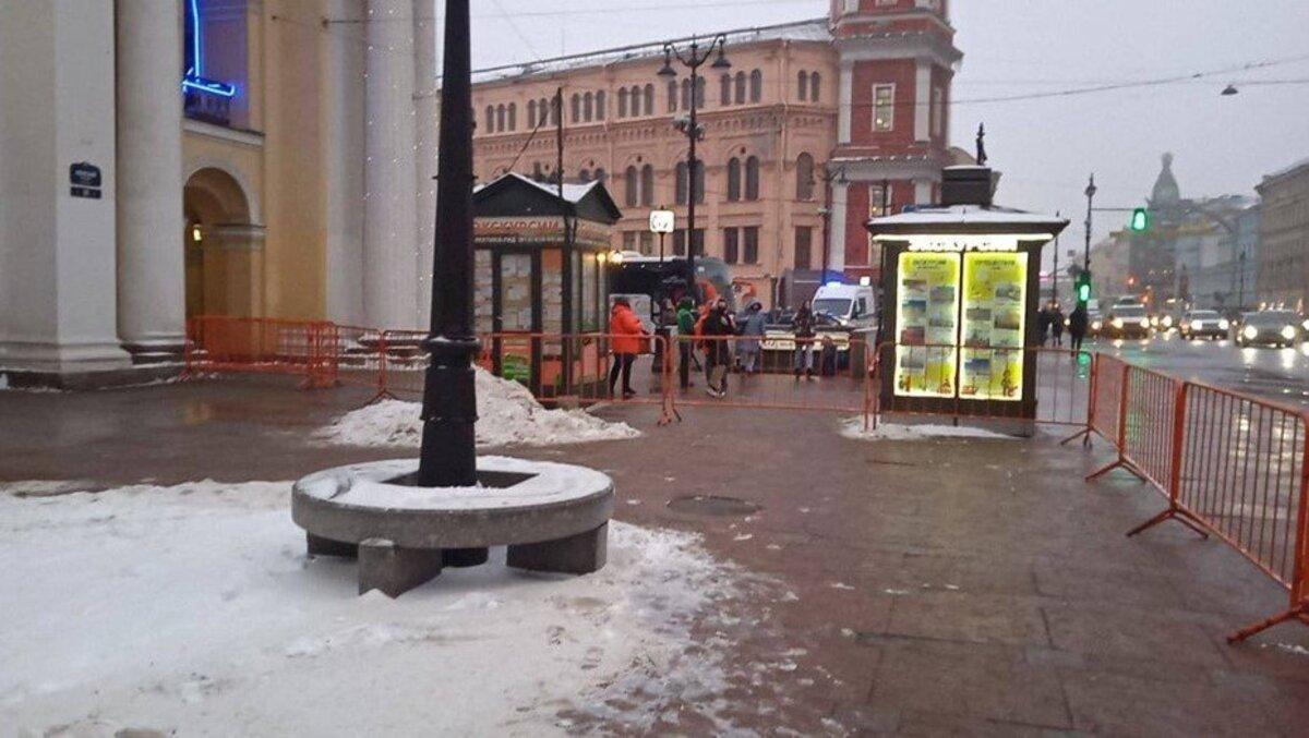 Фракции Заксобрания не стали отговаривать петербуржцев от участия в незаконном митинге