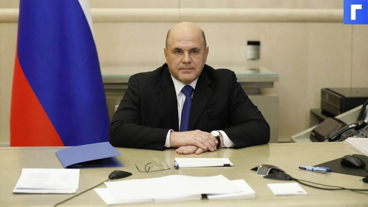 Мишустин заявил о выделении 6 млрд рублей для выплат многодетным семьям.