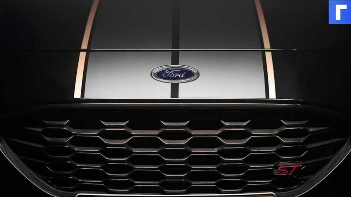 Ford Puma ST в версии Gold Edition дебютировал в Европе