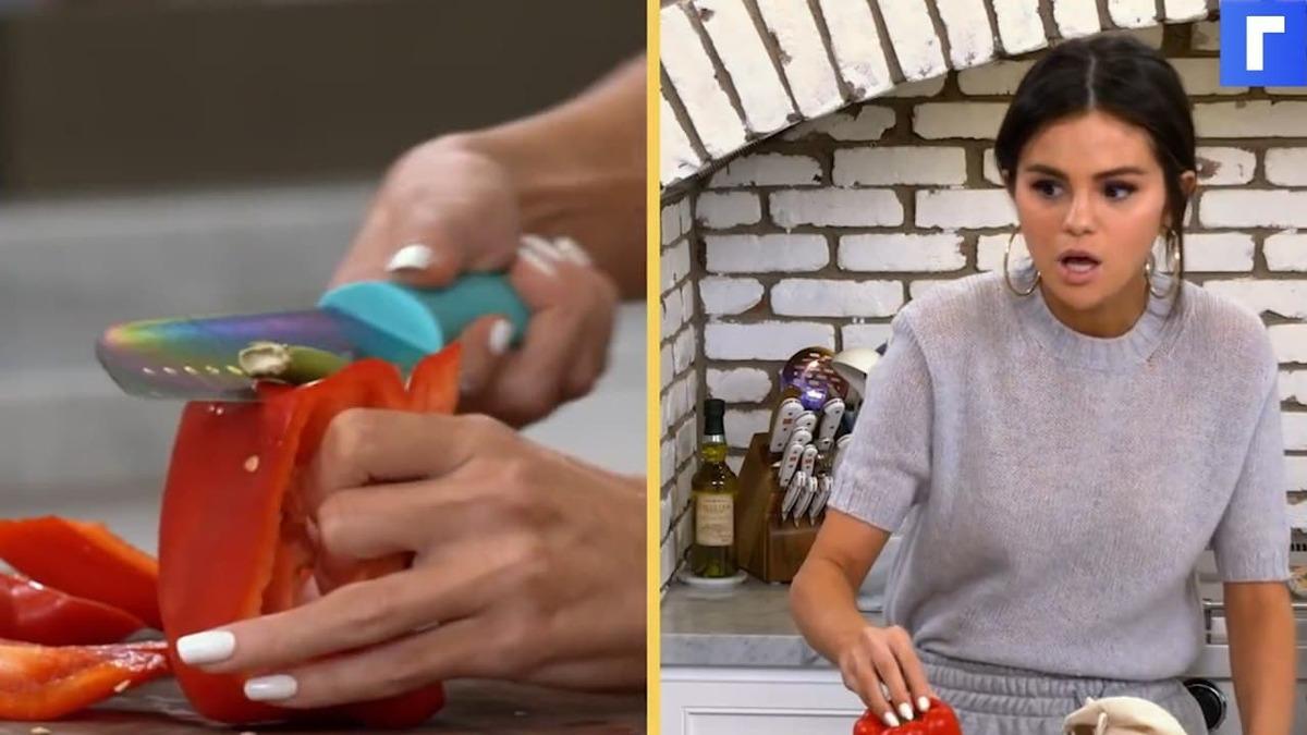 «Снова на кухне»: Селена Гомес в трейлере второго сезона кулинарного шоу