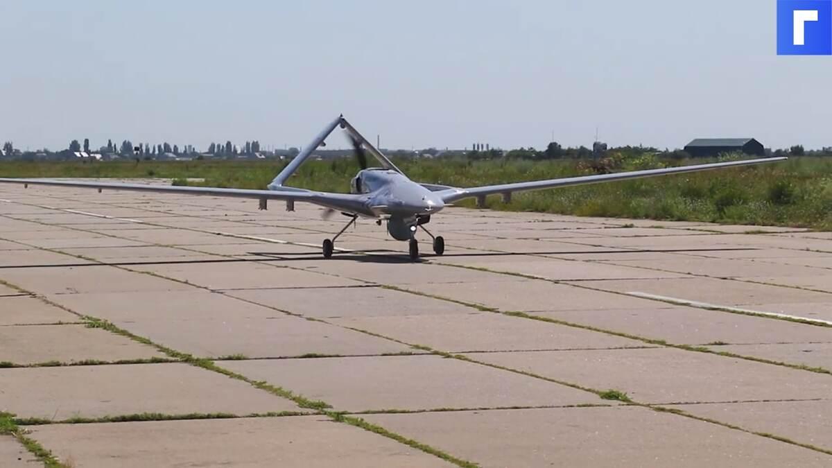 Минобороны Украины сообщило о поставке первого турецкого беспилотного комплекса для ВМС