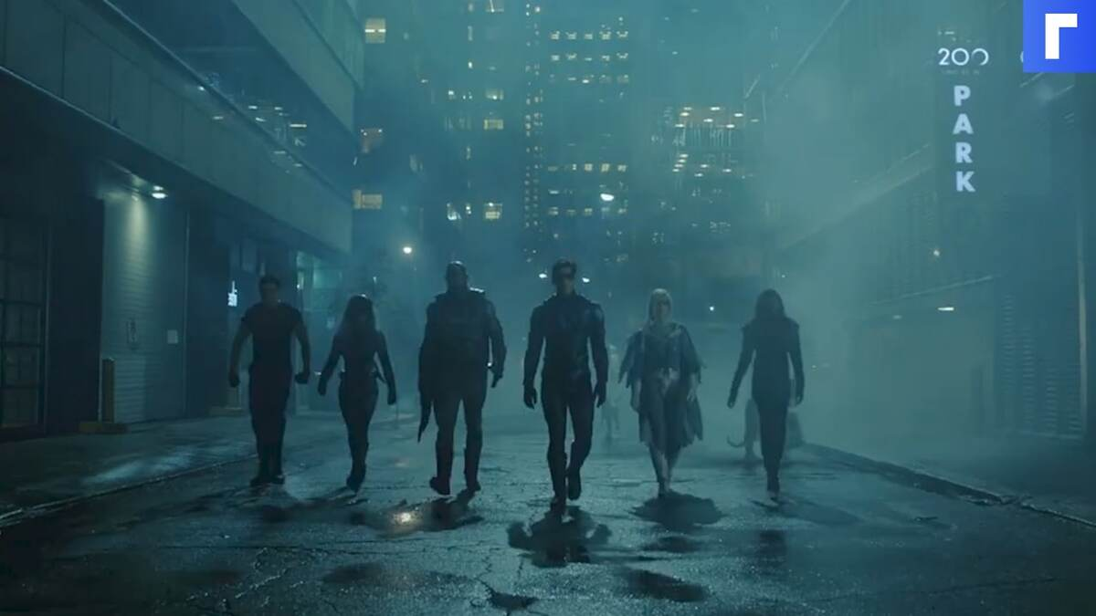 «Титаны» отправляются в Готэм с трейлере третьего сезона