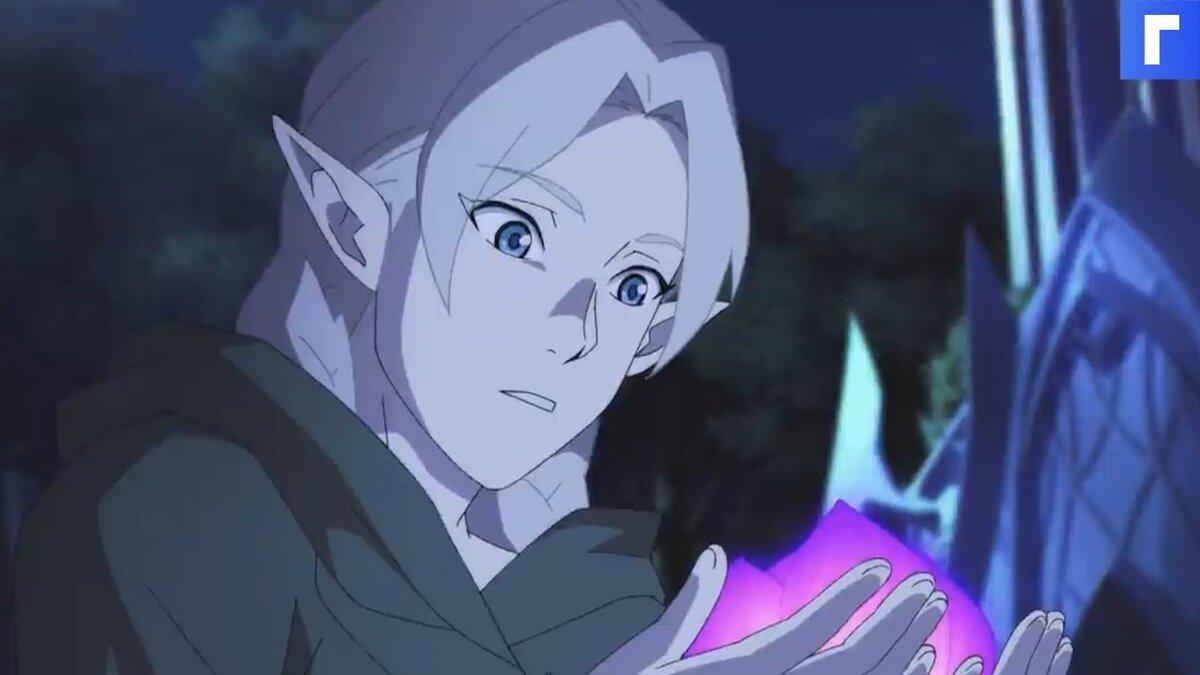 Герои возвращают волшебные лотосы в трейлере аниме DOTA: Dragon's Blood