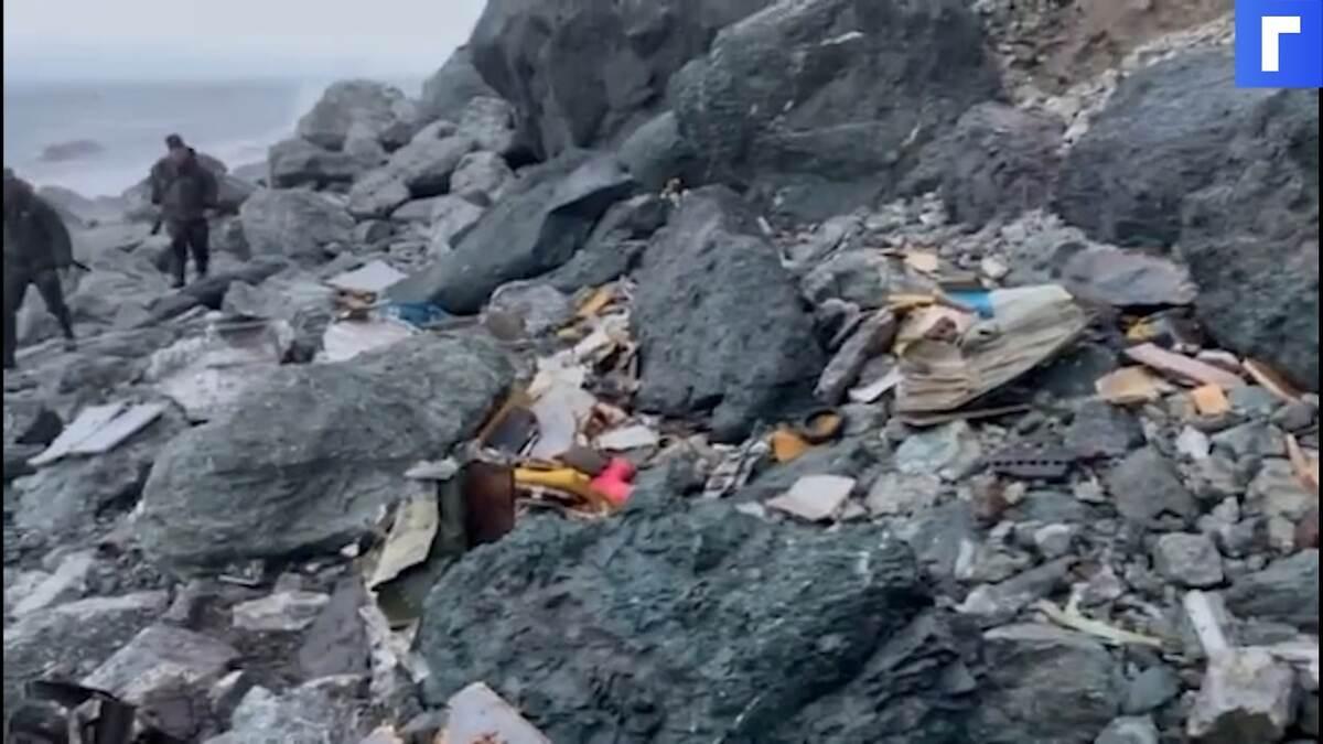 Спасатели нашли черный ящик разбившегося Ан-26 на Камчатке