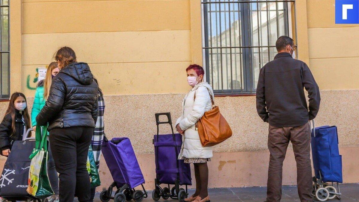 В России предложили ввести целевые выплаты на продукты нуждающимся