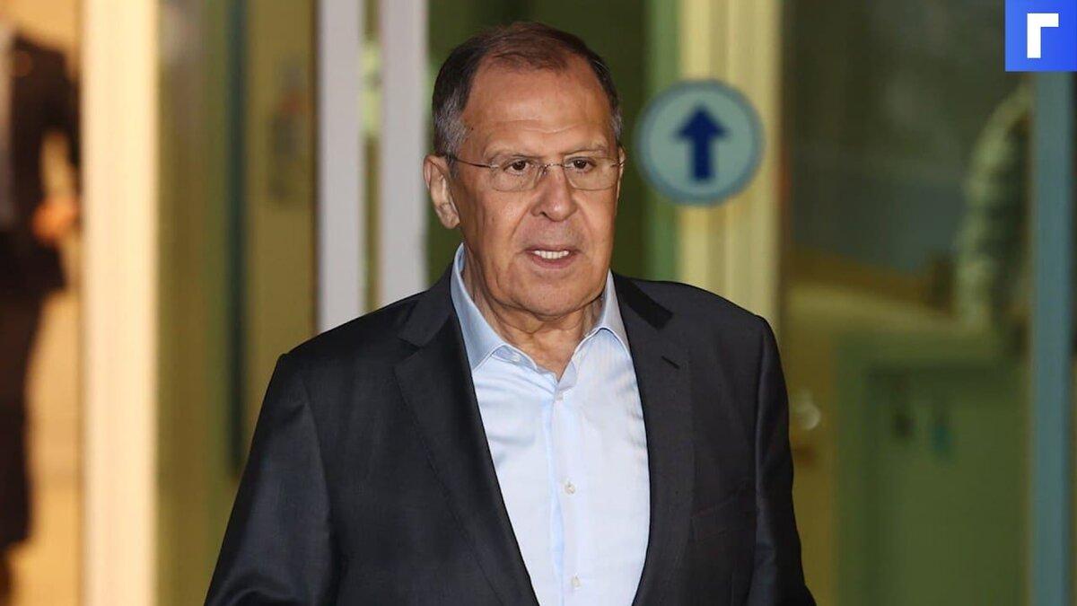 Лавров оценил сообщения о спецпредставителе США по «Северному потоку – 2»