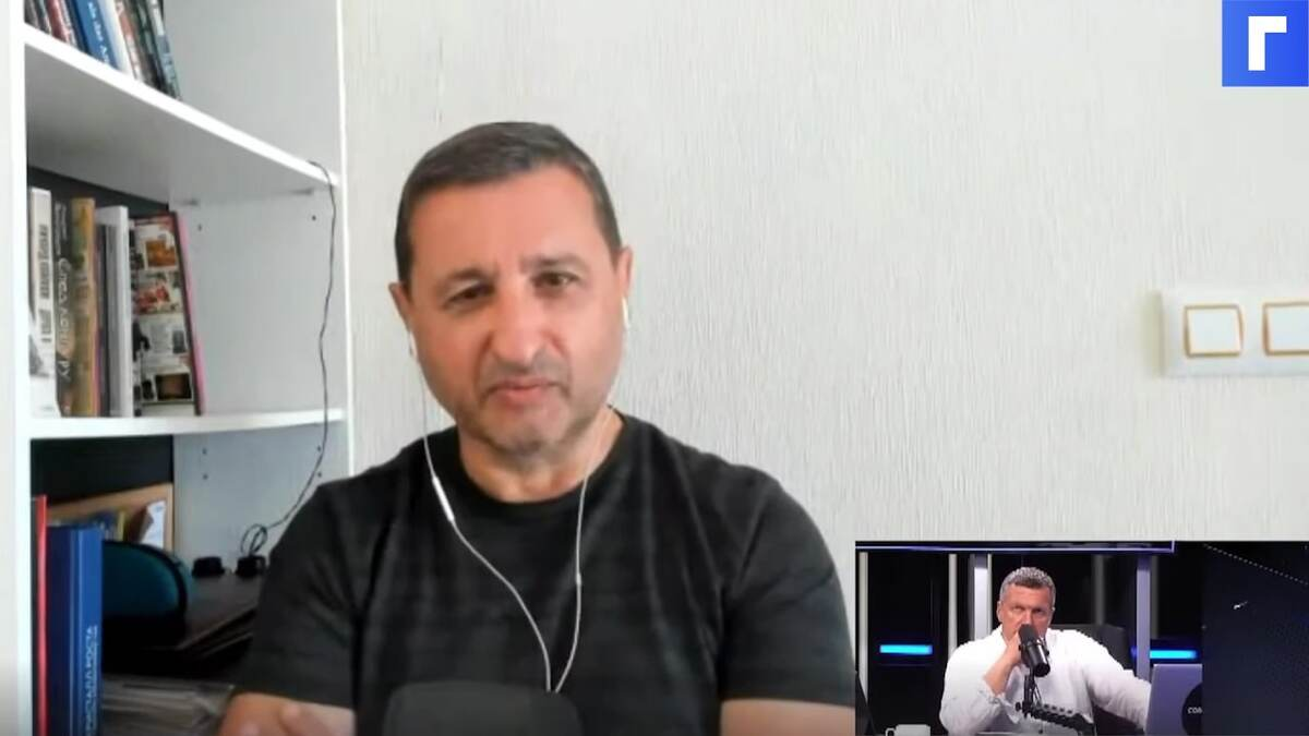 Немецкая полиция сорвала эфир Владимира Соловьева