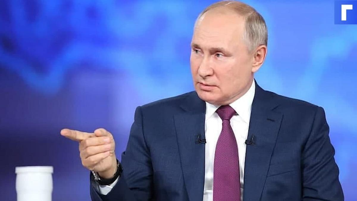 Путин подписал обязывающий соцсети открыть филиалы в России закон