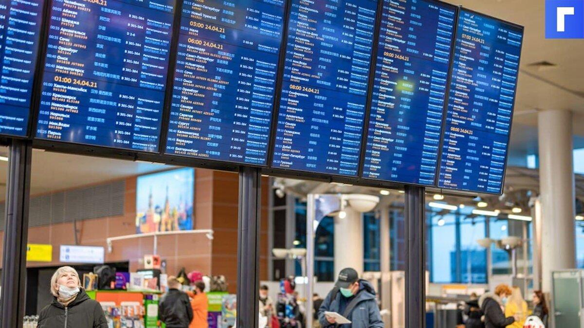 Россия продлевает приостановку авиасообщения с Турцией и Танзанией до 21 июня