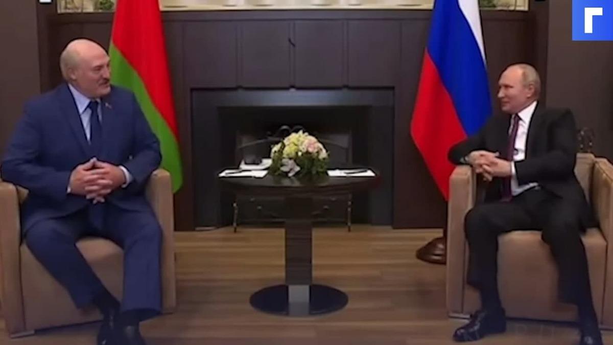 Путин сравнил инцидент с бортом Ryanair и посадку самолета президента Боливии