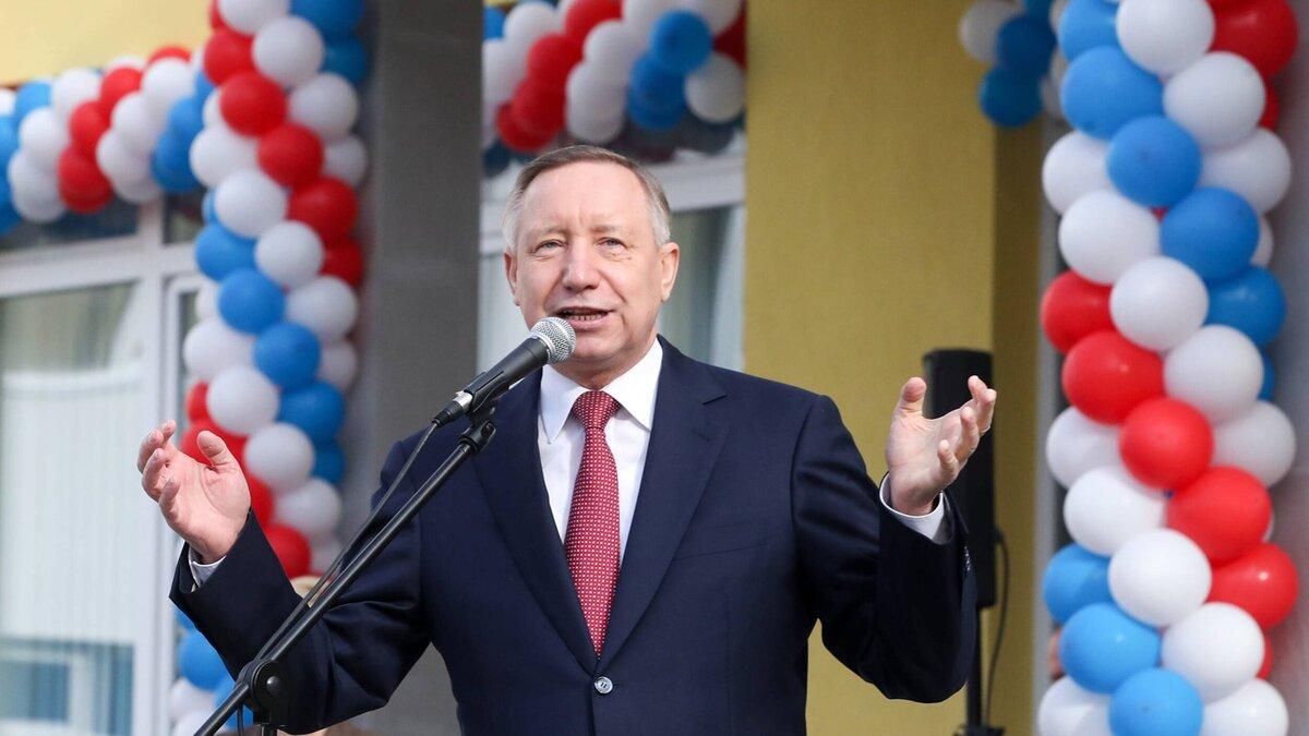 Губернатор Петербурга Александр Беглов пытается вычистить партию «Родина» из политического поля