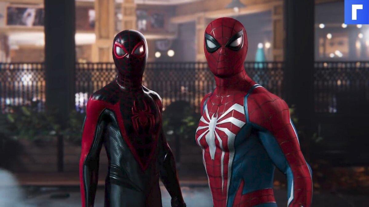 В игре «Человек-паук 2» появится Веном