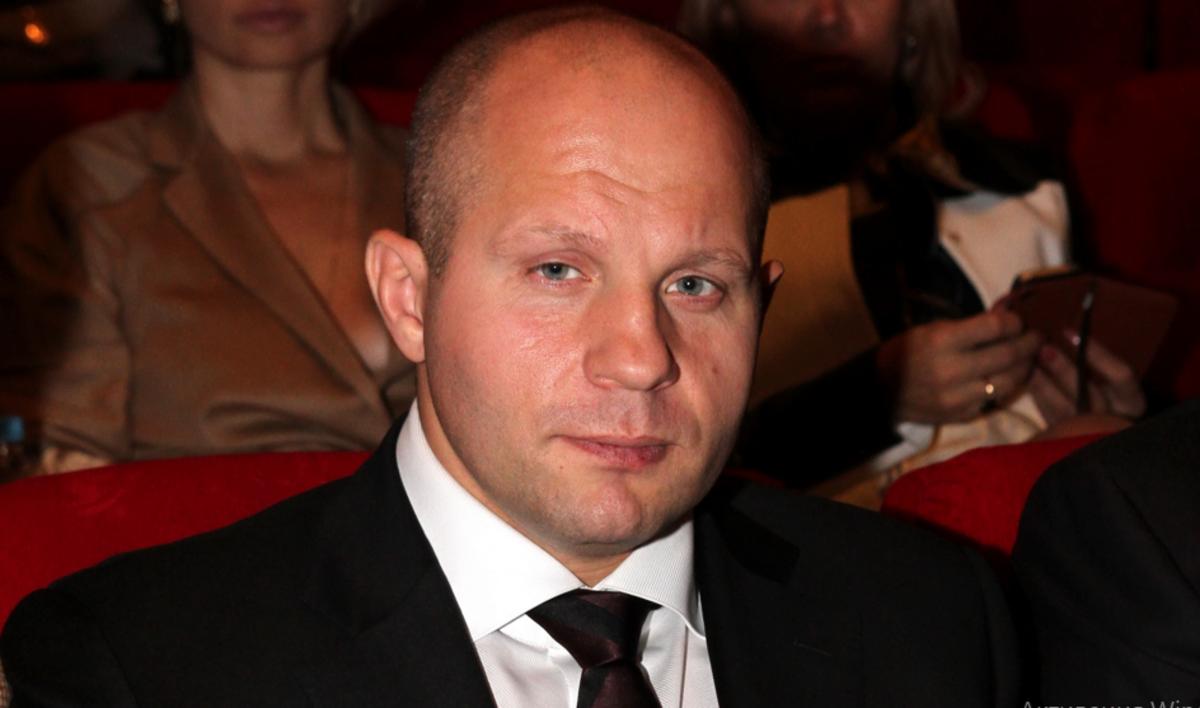 Емельяненко-старший рассказал о проведении боя с братом