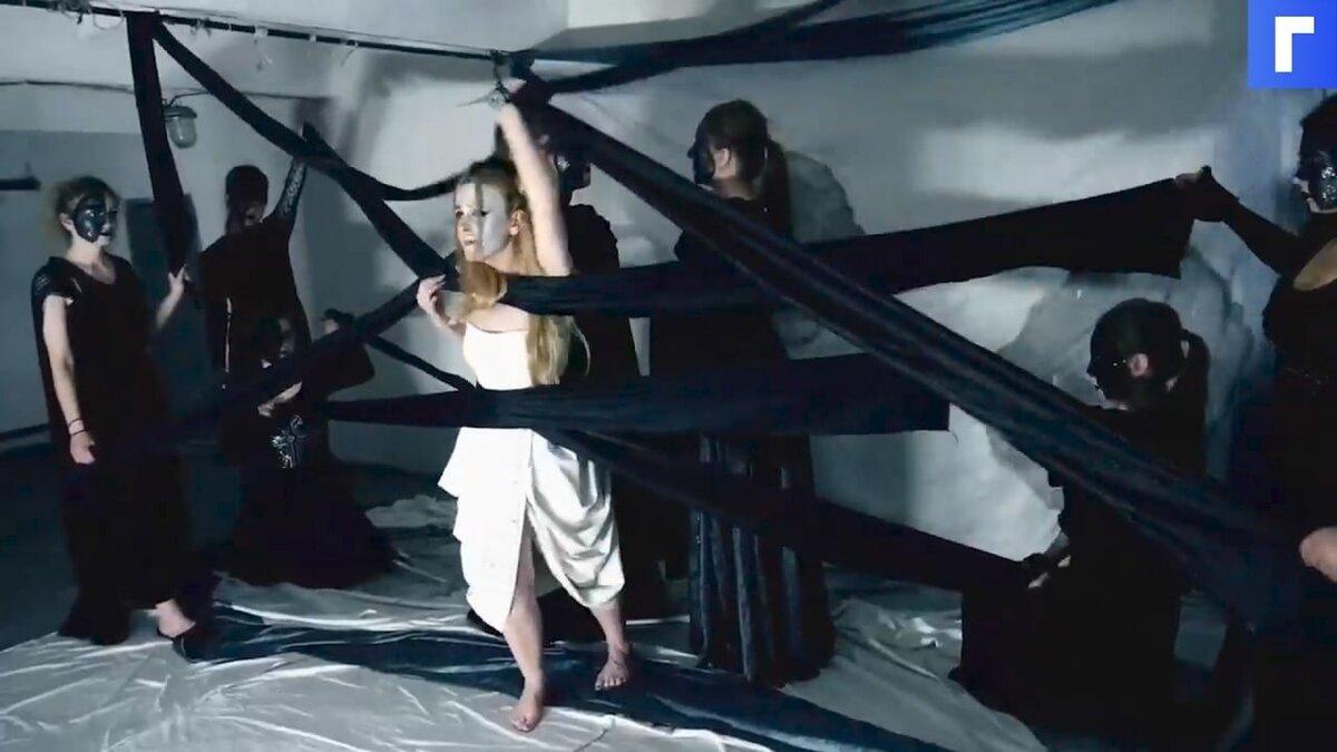 Новосибирские заключенные сняли клип на кавер Evanescence