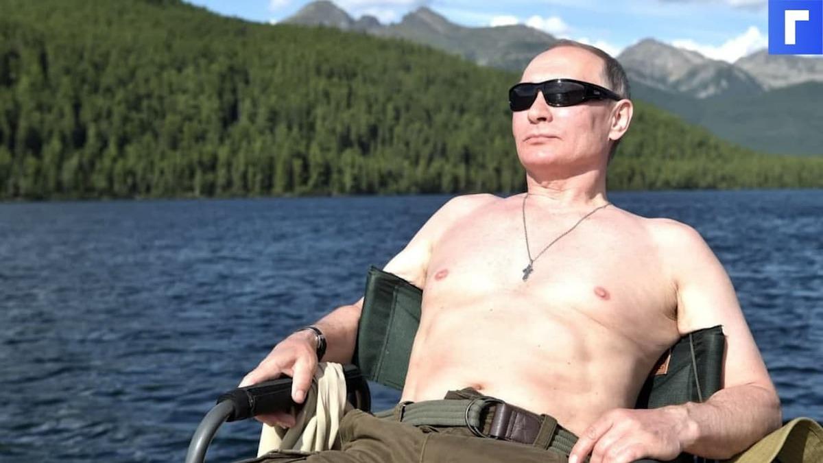В Кремле ответили на вопрос о планах Путина на летний отпуск