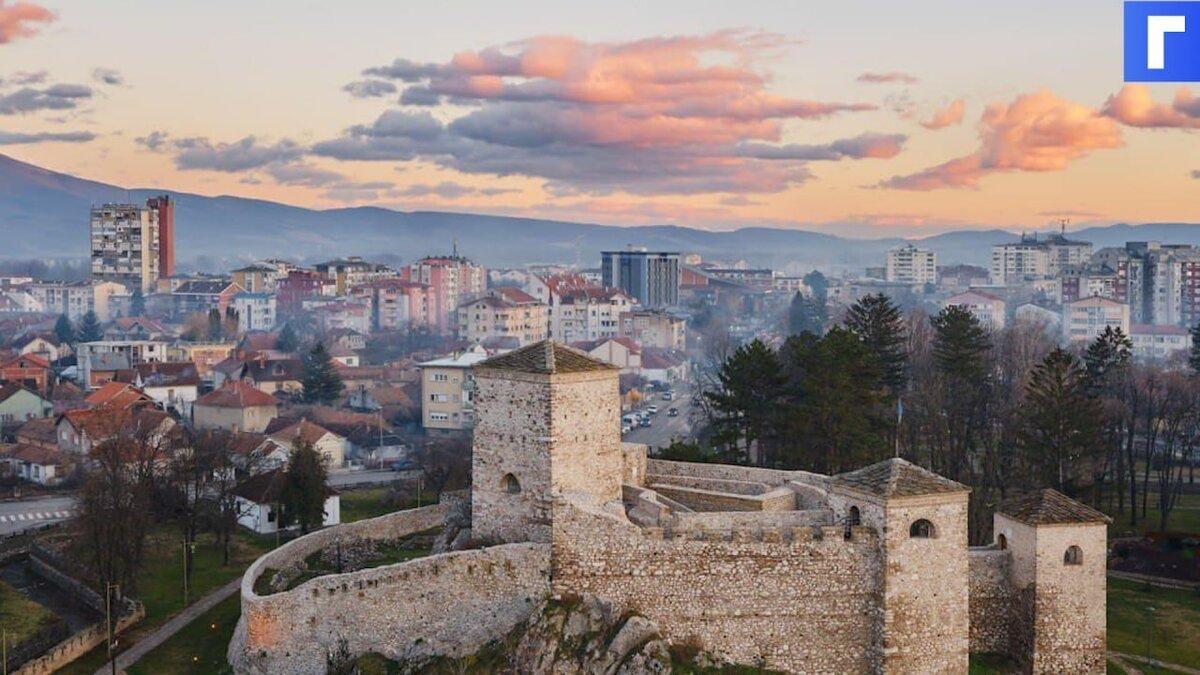 Новый мощный взрыв раздался на военном складе в Сербии