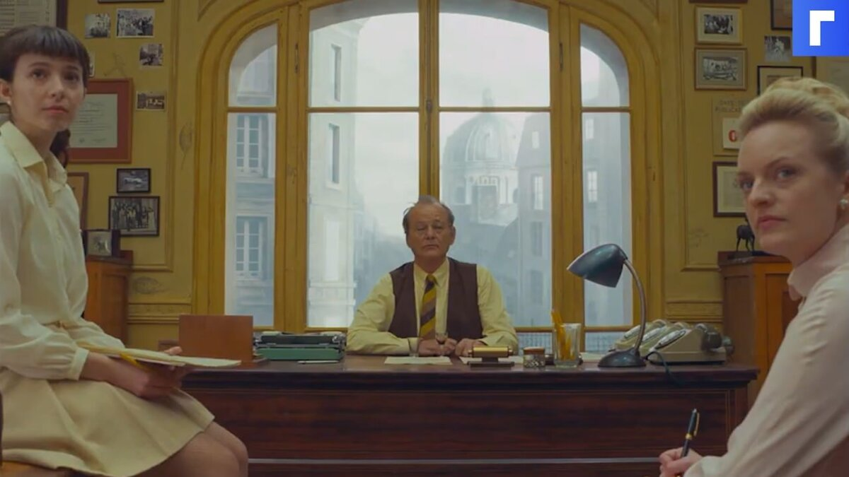 Вышел очередной трейлер фильма «Французский вестник»