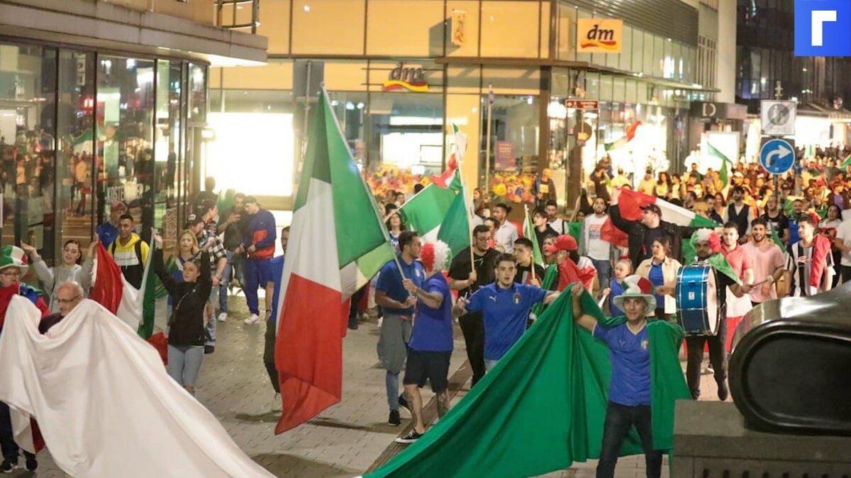 Сборная Италии стала чемпионом Европы, обыграв Англию в серии пенальти