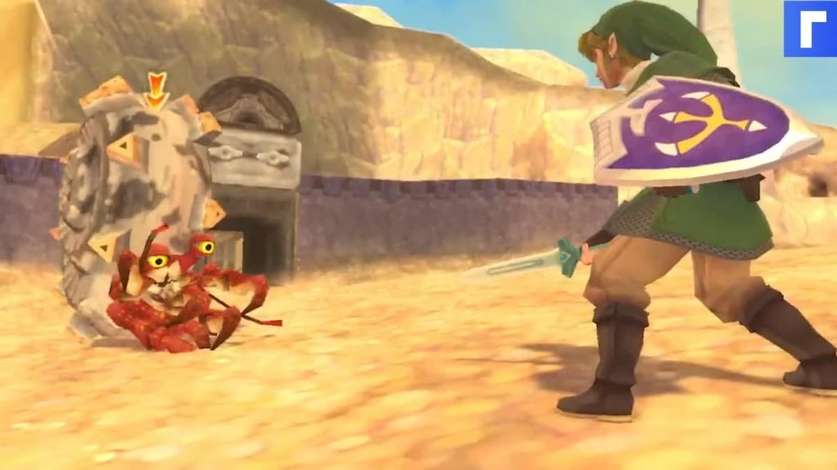 Reddit: игра Zelda: Skyward Sword HD будет гораздо лучше оригинала