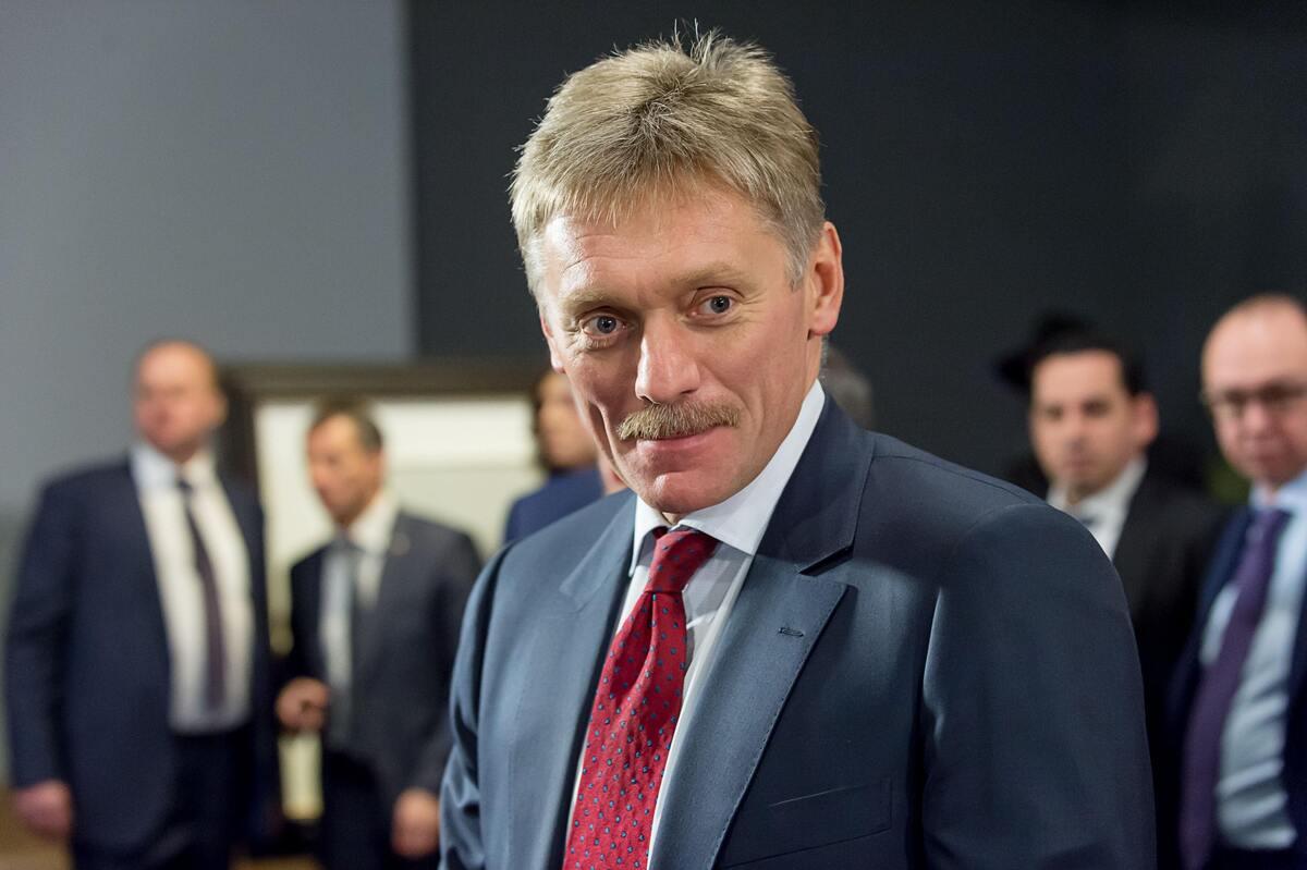 Песков: газовый контракт c Венгрией не нарушает международное право