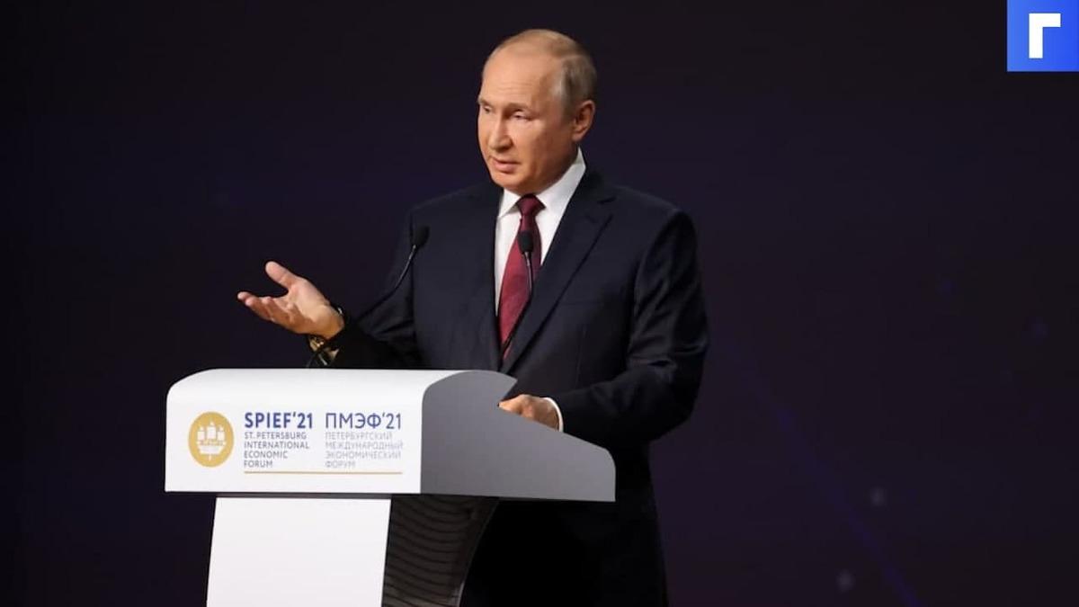 Путин ответил на критику Дерипаски в адрес Центробанка