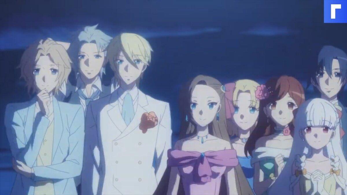 Вышел новый трейлер аниме «Моя реинкарнация в отомэ-игру в качестве главной злодейки»