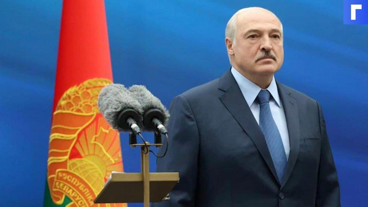 Лукашенко вылетел в Москву на встречу с Путиным