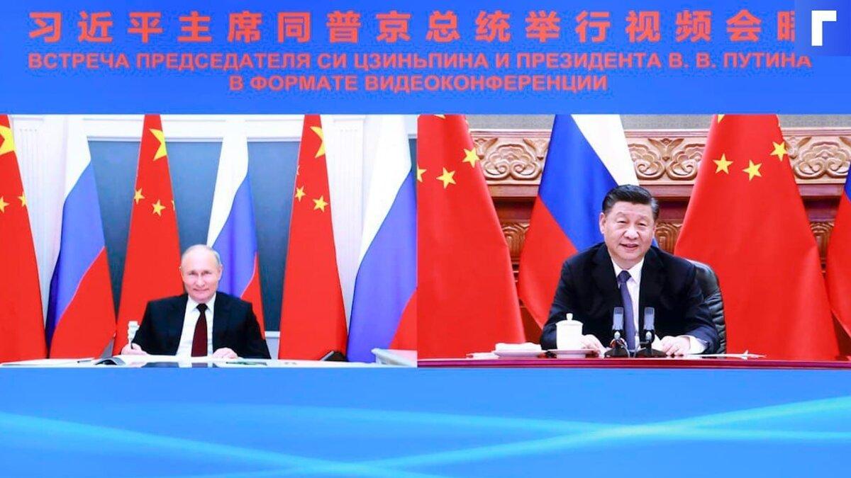 В Китае оценили последствия отказа России от доллара
