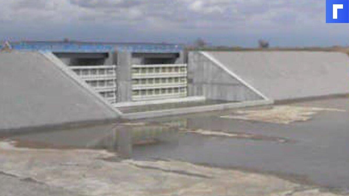 В Крым из-за разрушения дамбы просочилась вода из Днепра
