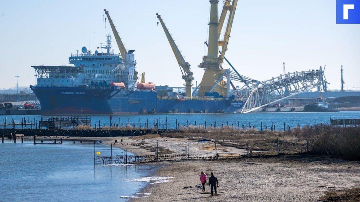 МИД России: Ввод «Северного потока – 2» не повлияет на поставки через Украину