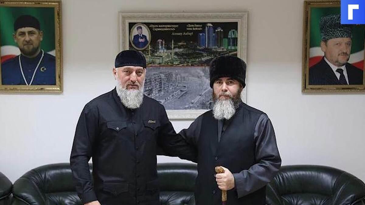 Советник Кадырова обратился к подравшемуся с ОМОНом чеченцу